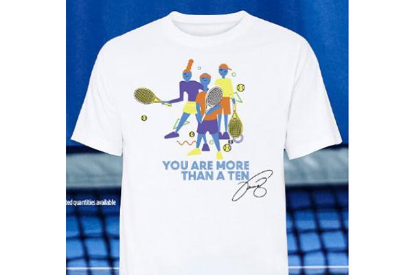 Free Venus Williams T-Shirt