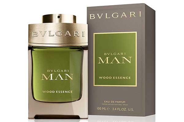 Free BVLGARI Wood Essence Perfume