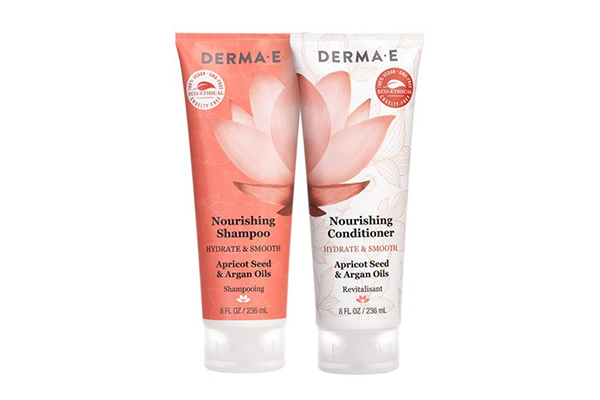 Free Derma E Nourishing Shampoo and Conditioner
