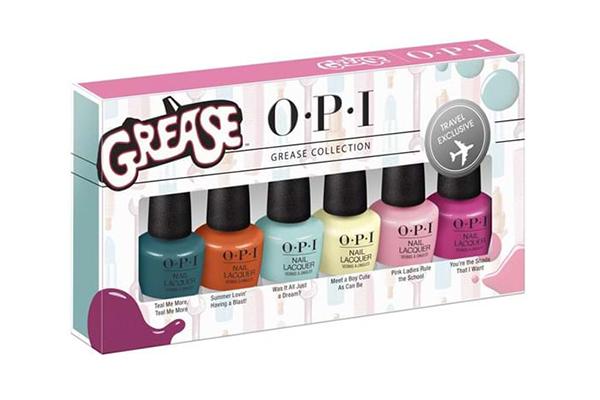 Free OPI Nail Lacquer Set