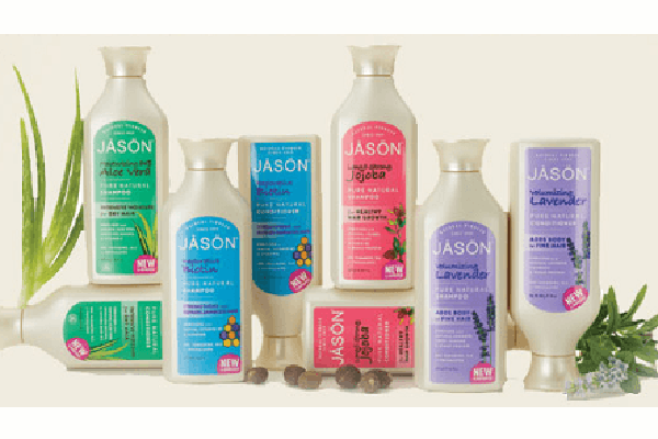 Free Jason Body Wash and Deodorant