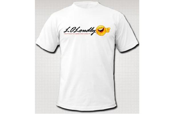 Free LOLoudly T-Shirt