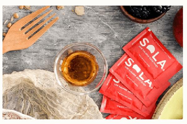 Free Sola Low Calorie Sweetener