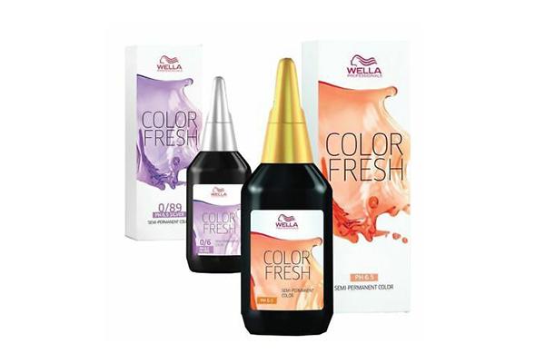 Free Wella Color Fresh