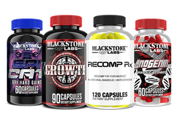 Free BlackStone Lab Supplements