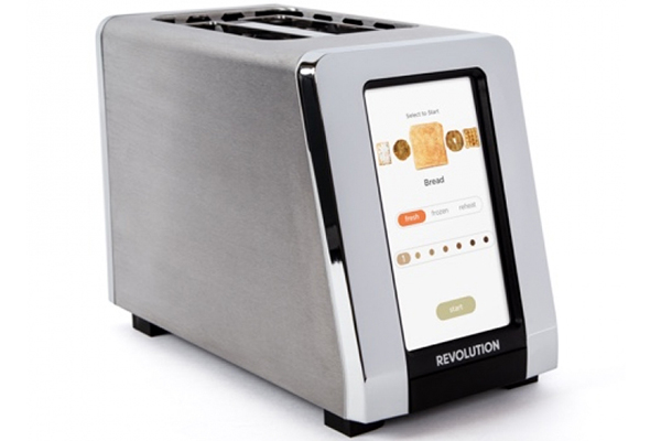 Free Revolution Toaster