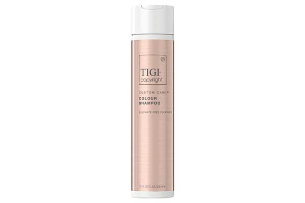 Free TIGI Copyright Shampoo