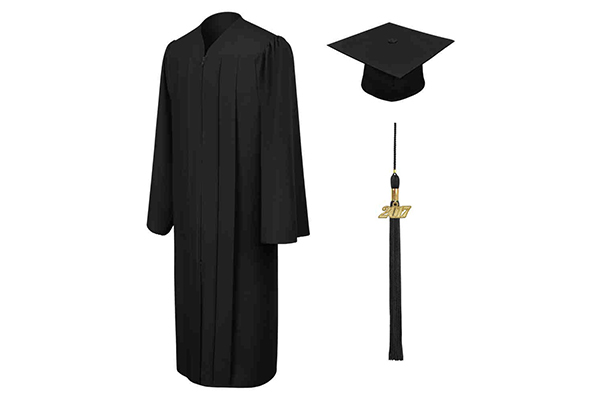 Free Graduation Cap & Gown
