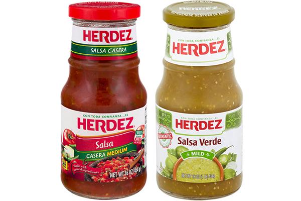 Free Herdez Salsa Sampling Packs
