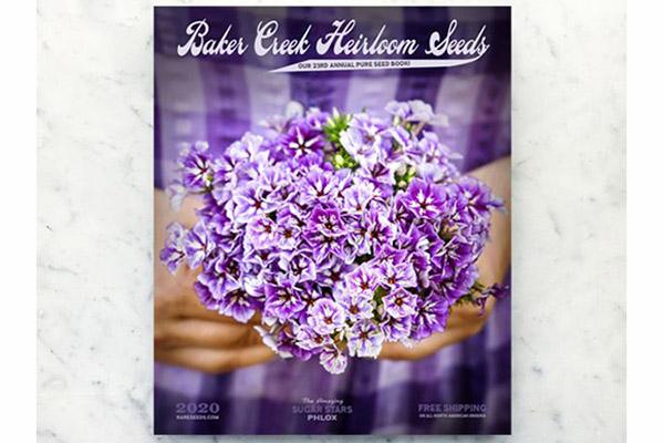 Free Heirloom Seed Catalog