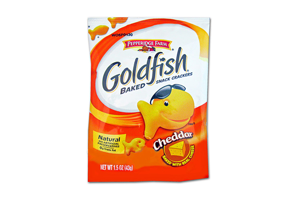 Free Goldfish Crackers