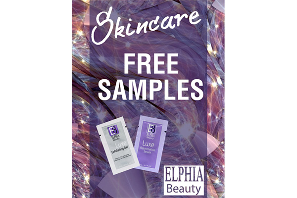 Free Elphia Beauty Samples