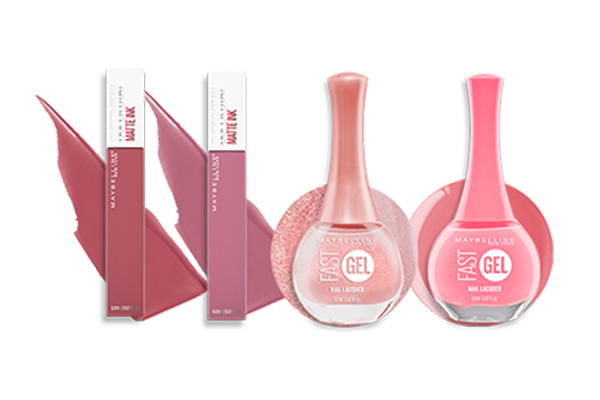 Free Maybelline Beauty Set