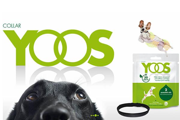 Free YOOS™ Dog Collar