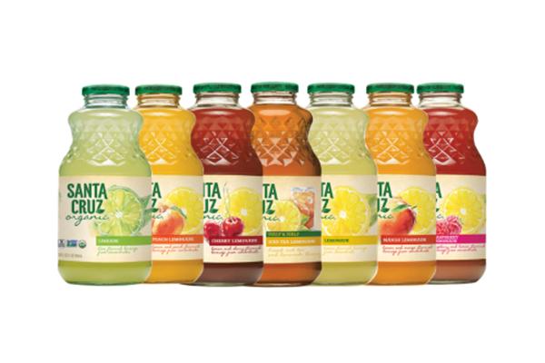Free Santa Cruz Organic™ Lemonade