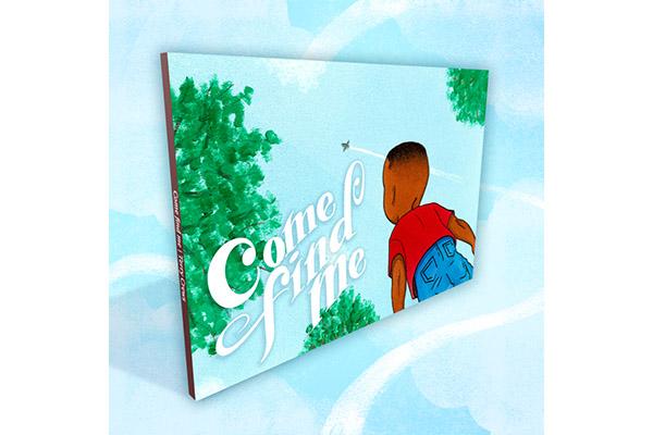 Free Come Find Me Book