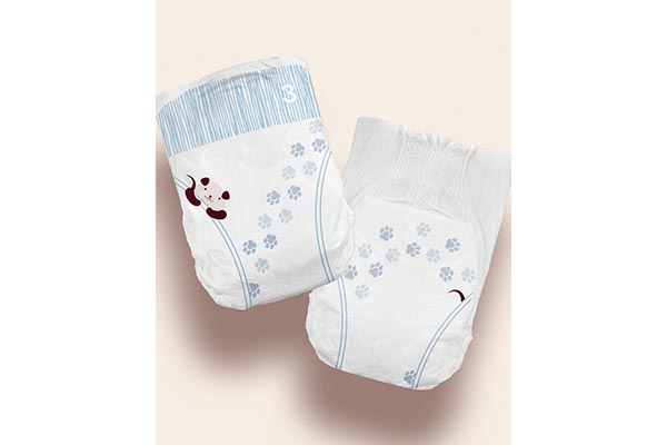 Free Cuties Baby Diapers