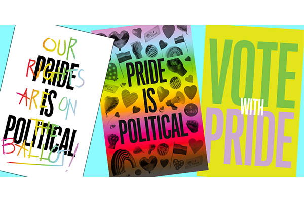 Free PRIDE Posters