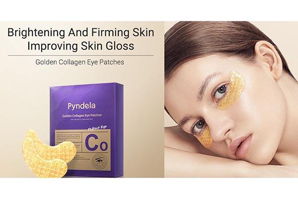 Free Pyndela Collagen Eye Patches