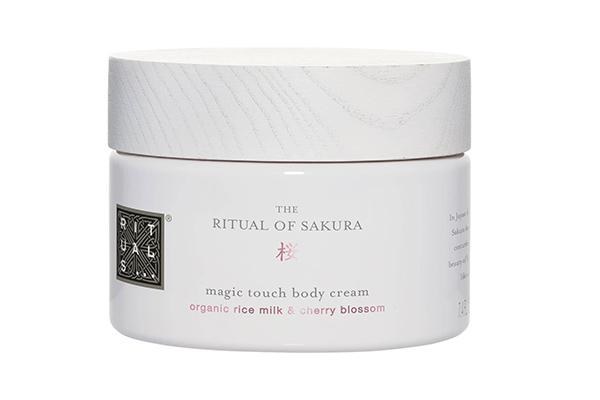 Free Rituals Body Cream