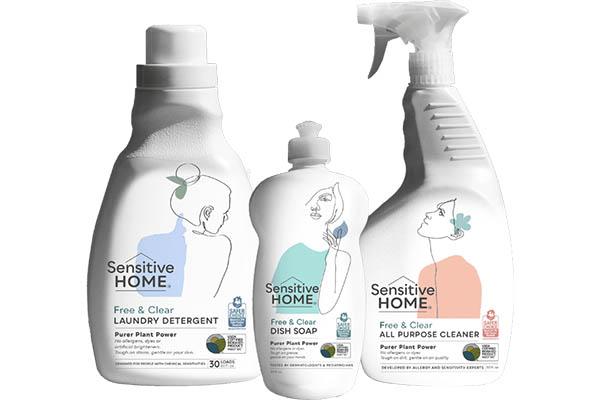 Free Sensitive Laundry Detergent