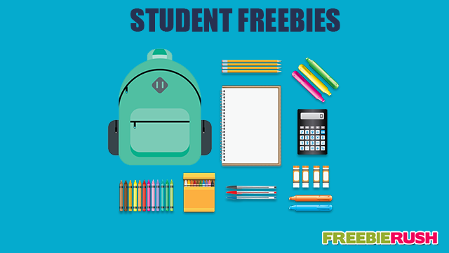 4 Tips & Tricks for Students To Get Free Stuff