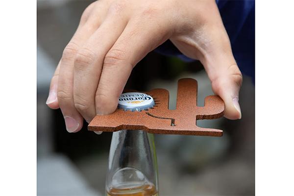 Free Desert Steel Bottle Opener