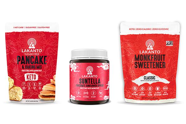 Free Lakanto® Fall Into Baking Kit