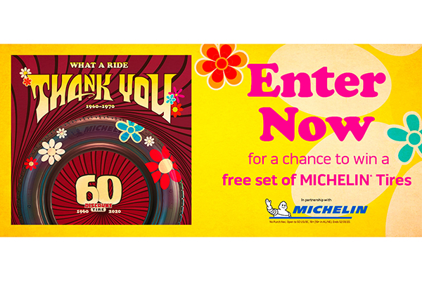 Free Michelin Tires