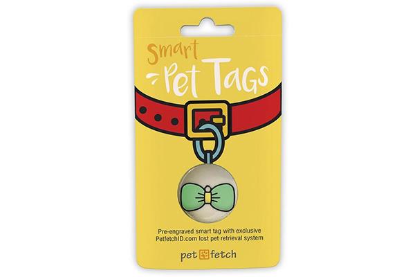 Free PetfetchID Tag