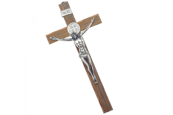Free Wooden Crucifix