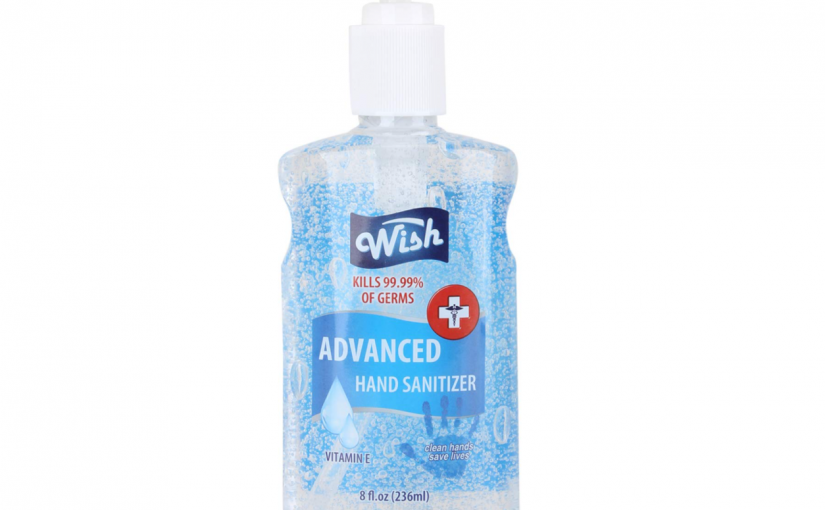 Free Wish Hand Sanitizer