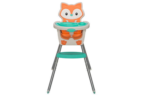 Free Grow-With-Me 4-in-1 High Chair