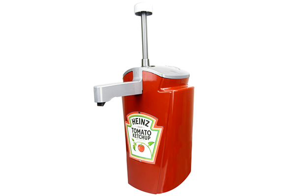 Free Heinz Ketchup Dispenser
