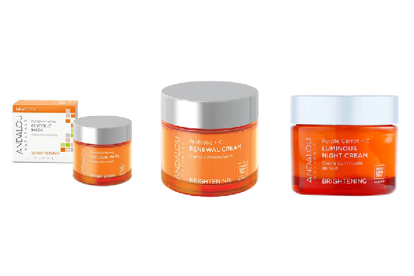 Free Andalou Skincare Set