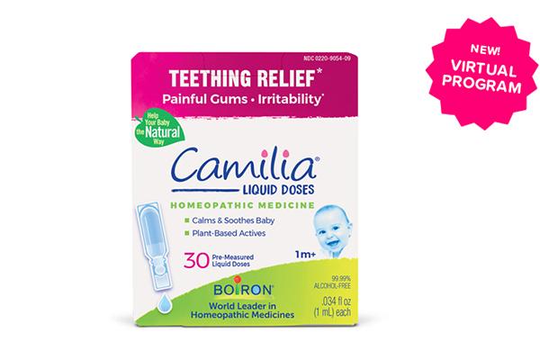 Free Camilia Liquid Doses