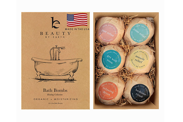 Free Earth Bath Bomb