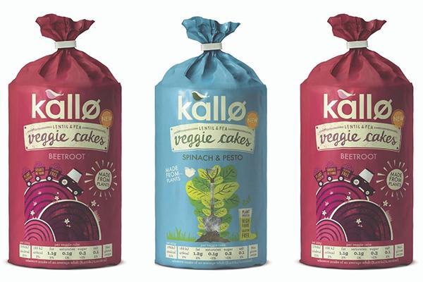 Free Kallo Veggie Cake