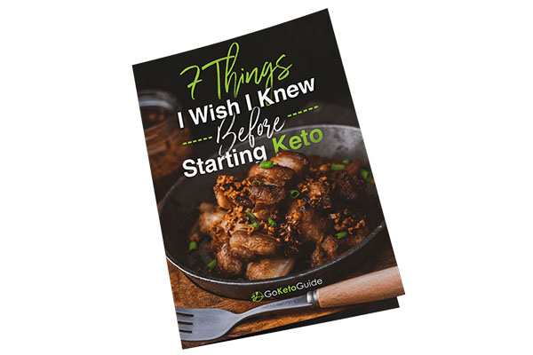 Free Keto Recipe Guide