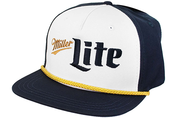 Free Miller Lite Hat