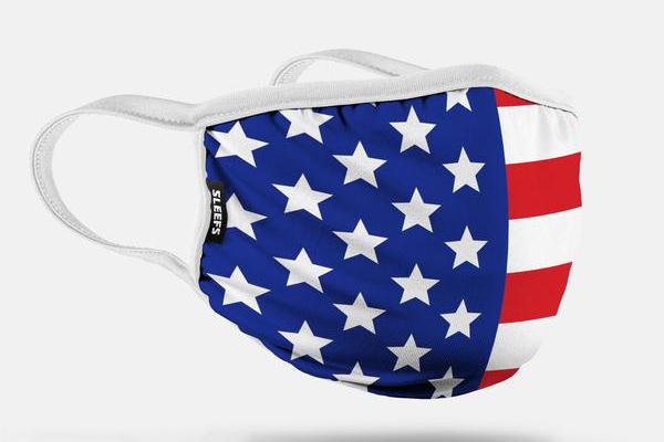Free USA Face Mask