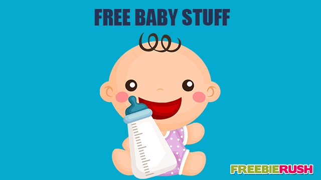 12 Ways to Get Free Baby Stuff