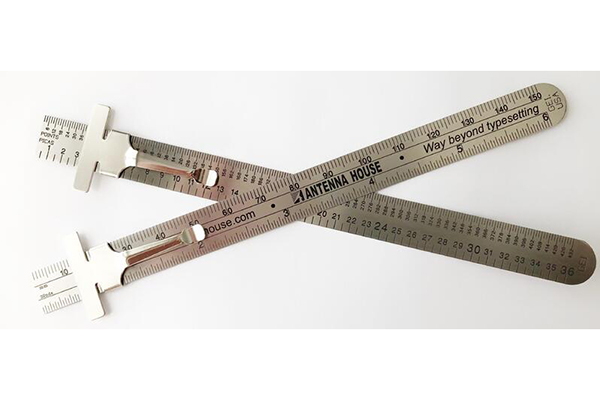 Free Stainless Steel Ruler