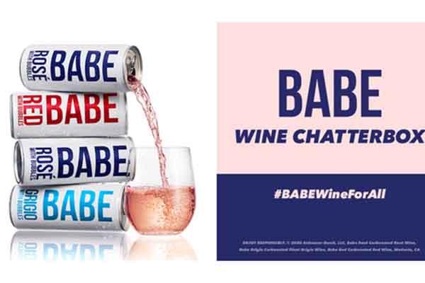 Free BABE Wine