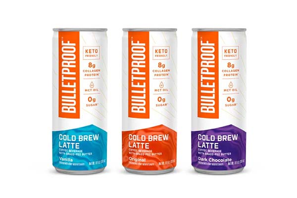 Free Bulletproof Cold Brew Lattes