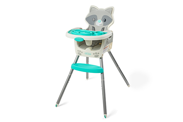 Free Grow-With-Me High Chair
