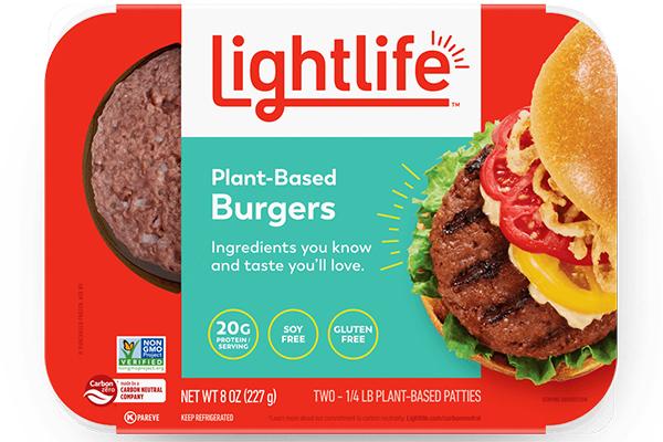 Free Lightlife Burgers