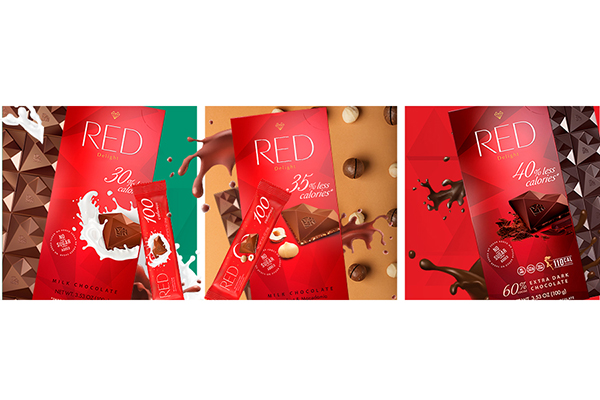 Free RED Chocolate