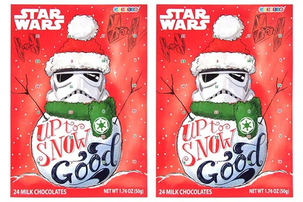 Free Star Wars Advent Calendar