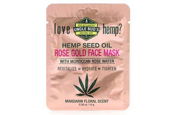 Free Uncle Bud Face Mask